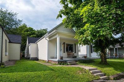 New Albany Single Family Home For Sale: 1734 Oak Street