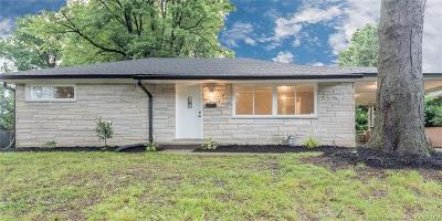 Clark County Single Family Home For Sale: 312 Mockingbird Drive