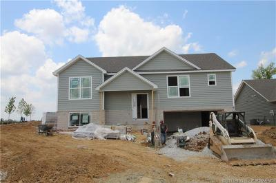 Jeffersonville Single Family Home For Sale: 3801 - Lot 109 Petunia Court