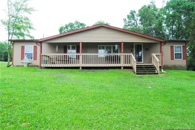 Floyd County Single Family Home For Sale: 11671 Bradford Road