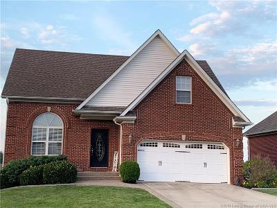 Sellersburg Single Family Home For Sale: 5248 Bogue Homa Drive