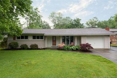 New Albany Single Family Home For Sale: 1350 Mill Lane