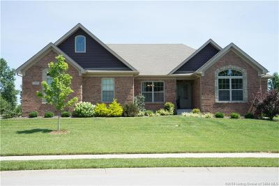 Jeffersonville Single Family Home For Sale: 2008 Ridgewood Court