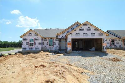 Jeffersonville Single Family Home For Sale: 3901 - Lot 120 Lotus Loop