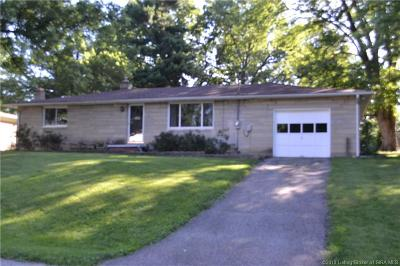 Single Family Home For Sale: 514 Beechlawn Drive
