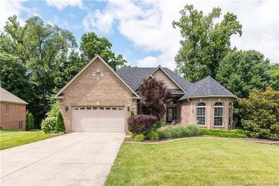 Floyds Knobs Single Family Home For Sale: 4066 Viewcrest Loop
