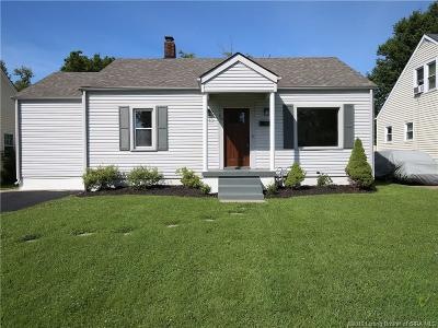 Clarksville Single Family Home For Sale: 517 N Fairbanks Avenue