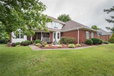 Sellersburg Single Family Home For Sale: 1023 Plum Ridge Drive