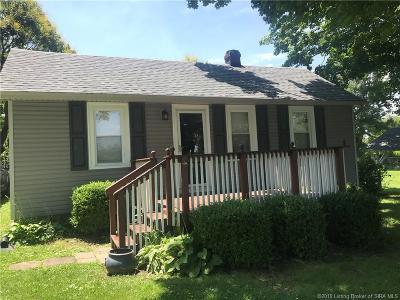 Greenville Single Family Home For Sale: 9415 Harrison Street