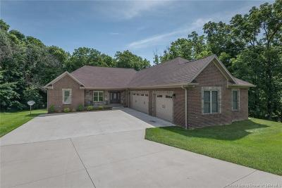 Jeffersonville Single Family Home For Sale: 3002 Old Tay Bridge