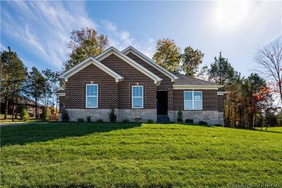 Lanesville Single Family Home For Sale: 8013 Legacy Springs Boulevard