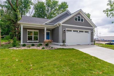 Jeffersonville Single Family Home For Sale: 301 Jefferson Street