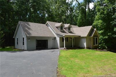Georgetown Single Family Home For Sale: 8235 Fox Run Road NE