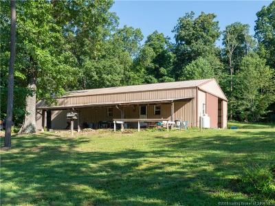 New Albany Single Family Home For Sale: 3152 Corydon Pike