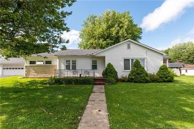 Corydon Single Family Home For Sale: 670 Hoosier Lane
