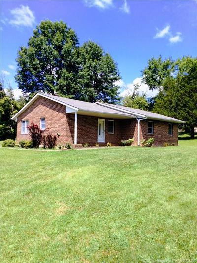 Sellersburg Single Family Home For Sale: 11105 Highway 60