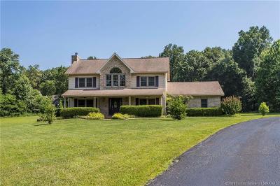 Floyd County Single Family Home For Sale: 3032 Shagbark Trail