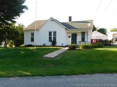 Washington County Single Family Home For Sale: 605 W Market