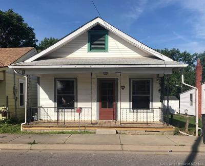 New Albany Single Family Home For Sale: 241 Silver Street