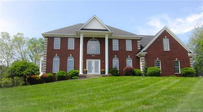 Floyd County Single Family Home For Sale: 7407 Wind Bent Court