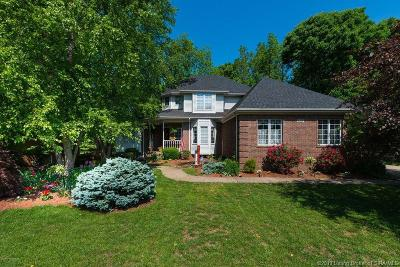 Clark County Single Family Home For Sale: 2303 Plum Woods Drive