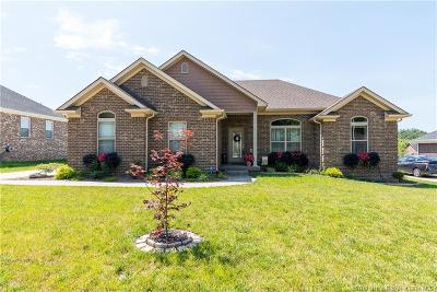 Corydon Single Family Home For Sale: 2634 Crescent Hill Drive NE
