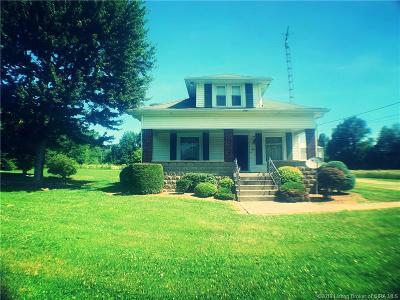 Washington County Single Family Home For Sale: 46 E Washington Street