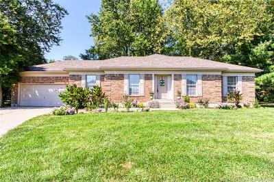 New Albany Single Family Home For Sale: 3221 Creekwood Court