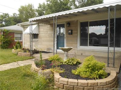 Clarksville Single Family Home For Sale: 1510 McTavish Drive