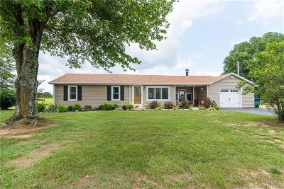 Sellersburg Single Family Home For Sale: 2311 Perry Crossing Road