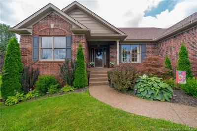 Floyd County Single Family Home For Sale: 7208 Whirlaway Court