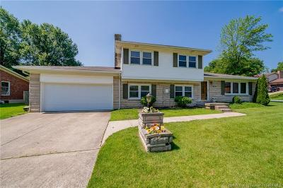 Louisville Single Family Home For Sale: 3506 Templeton Court