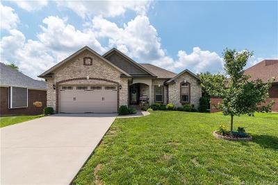 Corydon Single Family Home For Sale: 2793 Crescent Hill Drive NE