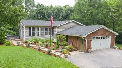 Floyd County Single Family Home For Sale: 6145 Scottsville Road