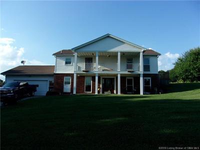 Washington County Single Family Home For Sale: 4725 W Us Highway 150