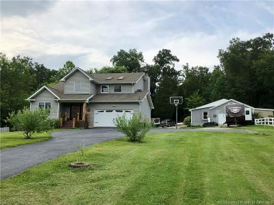 Washington County Single Family Home For Sale: 8810 E Blankenbaker Road