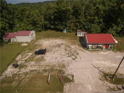 Crawford County Single Family Home For Sale: 5756 E State Road 64