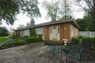 Jeffersonville Single Family Home For Sale: 8 Woodland Road