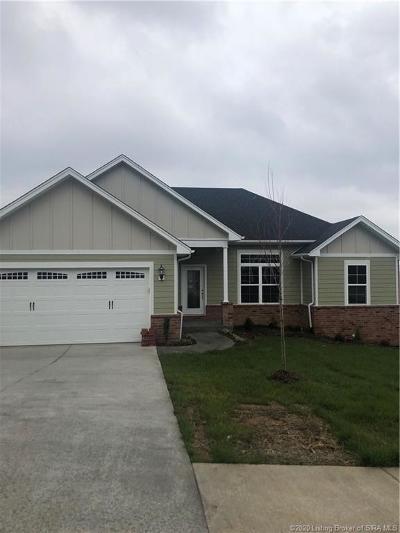 Corydon Single Family Home For Sale: 2608 Crescent Hill Drive NE