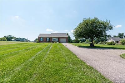 Harrison County Single Family Home For Sale: 14685 N Martin Mathis Road NE