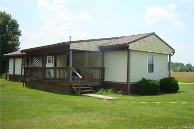 Washington County Single Family Home For Sale: 10019 E Blue River Road