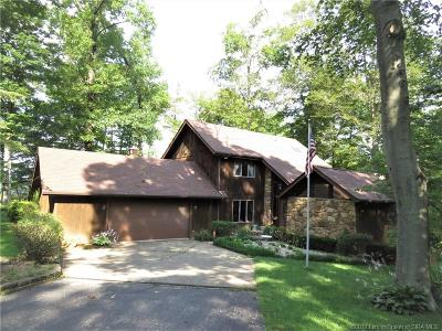 Floyd County Single Family Home For Sale: 1245 Old Salem Road