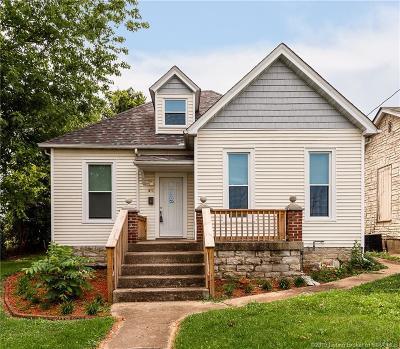 Clark County Single Family Home For Sale: 860 High Street