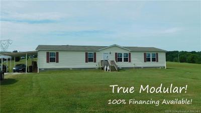 Washington County Single Family Home For Sale: 2180 W Messersmith Way