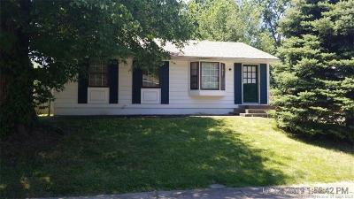 Clark County Single Family Home For Sale: 533 Webster Boulevard