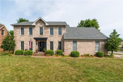 Sellersburg Single Family Home For Sale: 207 Doe Run Road