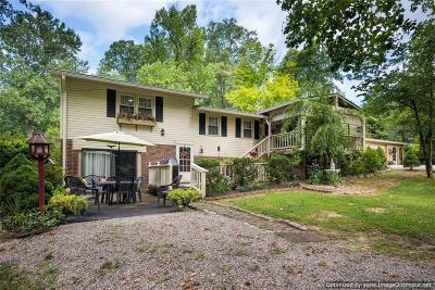 Greenville Single Family Home For Sale: 7747 Pekin Road