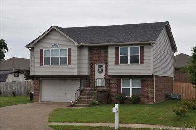 Corydon IN Single Family Home For Sale: $174,900