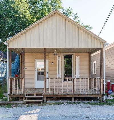 New Albany Single Family Home For Sale: 1313 Vine Street