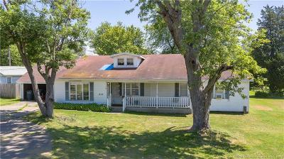 Clark County Single Family Home For Sale: 1638 Market Street